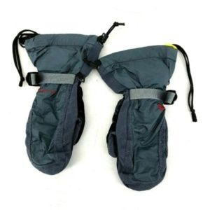 Burton Womens Snowboarding Gloves Gray Size XS Sno
